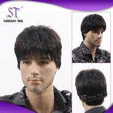High quality fashion women guang zhou fantasy hot sale liam wig men synthetic