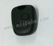Yuyao 2014 peugeot 2 tasti del telecomando prezzo migliore chiave vendita calda modificato guscio vuoto& key