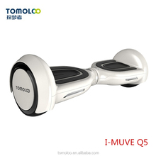 2015 Tomoloo Q5 China Factory Two Wheel Electric Scooter Electric Scooter Hoverboard for Sale