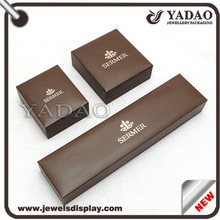 Special PU Leather Jewelry packing Box