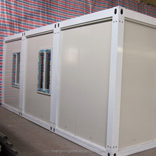 enviromental friendly modern economical container house shanghai