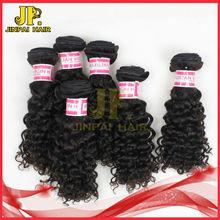 JP Hair Grade 5A Human Virgin Cheap Short Hair Brazilian Weave