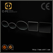 optical sapphire window for industrial precision instrument