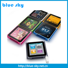 "1.8"" TFT Screen High Quality With FM Stereo Radio Driver Mini Mp4 Player"