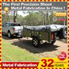 fiberglass enclosed trailers,China manufacturer with 32-year experience
