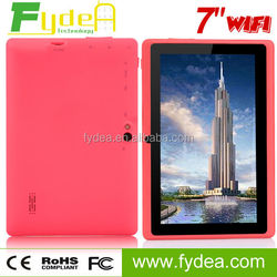 Super Hot Android Tablet 7 Inch,Android 4.4 Super Smart Tablet With Touch Screen Wifi Bluetooth