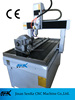 4 axis Wooden Furniture Working Cnc Machine wood craft art cnc carving 6090 4 axis cnc router machine