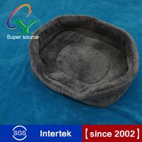 new arrival comfortable eco-friendly fleece fabric pet dog nest