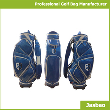 Custom Made Genuine Leather Waterproof Golf Cart Bags