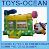 giant inflatable bouncer/cheap inflatable bouncers for sale/house bouncer with animal