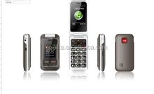 easy used Old People Mobile Phone 2.4inch VK500 MTK6276W Big keypad Big Fonts FM Radio No Camera Dual SIM SOS elder Phone #16