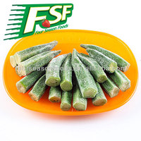 Price for wholesale frozen whole okra ,china fresh okra for sale