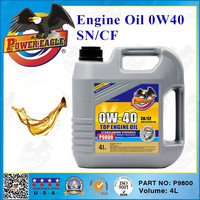 Synthetic Automobile Lubricant oil 4L Power Eagle