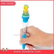 OEM custom cheap promotionPen Stamp bubble electric Multi-Functional pen