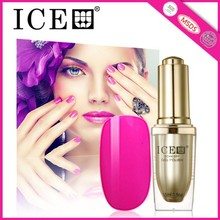 Factory 4 weeks stay 300 colors one phase uv nail gel