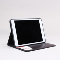100% italian vegetable genuine leather for ipad case