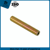Different kinds and high quality Carbon Steel hollow Thread Rod