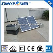 Solar 12v 24v DC Compressor Refrigerator car refrigerator
