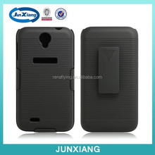 combo belt clip hard case for lenovo a850 wholesale
