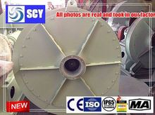 FRP shell aluminum blade axial flow fan/Exported to Europe/Russia/Iran