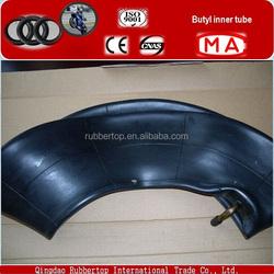 factory inner tubes Korea motorcycle/trcuk to sale 300-18/17 TR4 butyl inner tube