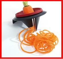 Fruit Vegetable Spiral Slicer As Seen On TV Vegetable Chopper