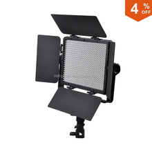 LED Flicker Free Continuous Light Bank (588 LEDs) for Photography & all TV & Video Recordings, LED Panel TV Light,news lamp