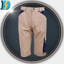 chemical safety equipment with 2 slide pockets enhanced kneepad and leg end