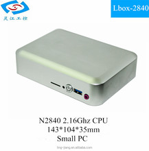 2.16GHz small compact light weight android 4.2 mini pc server rack 1u