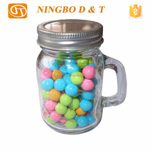 Colorful Ball Head Plastic Thumb Tacks (Glass Bottle Gift)
