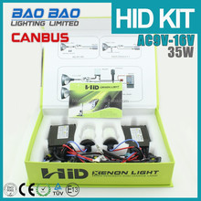 12V Slim AC ballast new high quality Canbus 35w 12V Slim AC ballast Ac Slim Thick Car Hid Xenon Kit with CE,FCC,Rohs