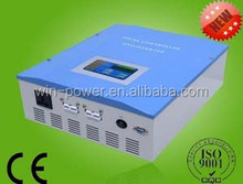 500W 24V Touch Screen Solar Charge Controller with Inverter with Battery anti-reverse-connection protection function
