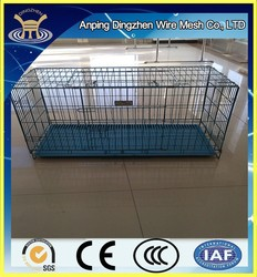 Europe Best Selling Cheap Iron Fence Dog Kennel Prices