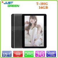 Cheapest Price T-101G MT8382 Android 4.4 OS WIFI 3G Dual card tablet pc with keyboard and sim card for wholesales