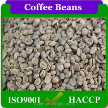 Bulk Unroasted Green Coffee Beans In Jute Bags Packaging,Organic Ground Arabica Coffee Beans Exports