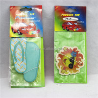 peper air freshener,2013 new Auto Paper hanging airfreshener,Car Detergent,fruit air freshner wholesale