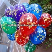 Birthday greetings balloon bithday greeting ballon