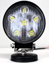 4x4 spot flood led work lamp 18w led work light