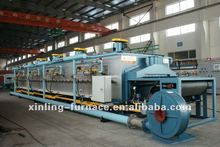 Gas Heating Tempering Carburizing Furnace