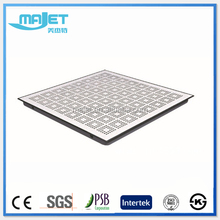 Data center raised floor tiles perforated 30% rated air flow panel