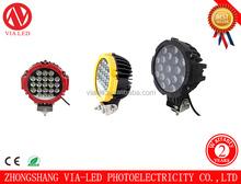 63 Watt 7'' High Power LED Work Light led offroad lights for Truck, 4WD, Atv, Utv, Bike, Motorcycle