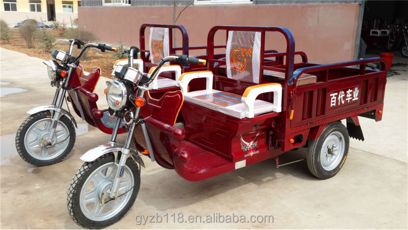 Hot sale multifuction three wheel electric tricycle car
