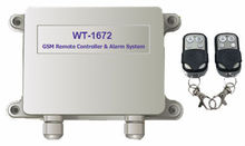 WT-1672B GSM Wireless Alarm System