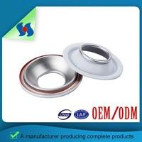 Metal Paint Cans Lids Diameter 45 52 57 65 60 70 Mm