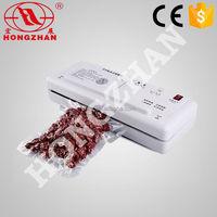 DZ 280 wholesale hongzhan portable home use vegetable rice meat food mini vacuum packing machine
