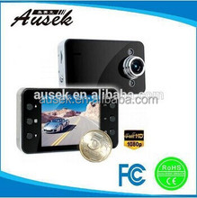 Promotion Model K6000 with full hd 1080p Novatek chipset separate car dvr