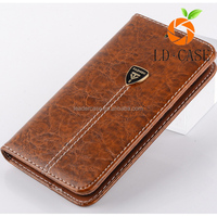 Free Shipping Hight Quality leather flip case for LG G4
