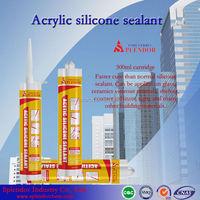 china supply cheap Silicone Sealant/high quality household silicone sealant/ black rtv silicon sealant gasket maker