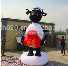 2015 white inflatable indoor or outdoor sheep for sale