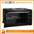43L electrodomésticos horno eléctrico y placa caliente